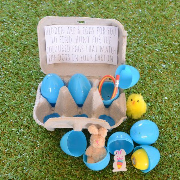 Easter Surprise Eggs