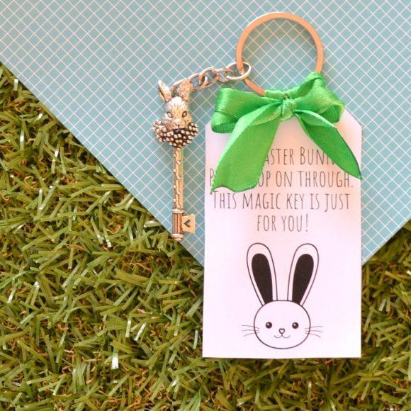 Easter Bunny Key
