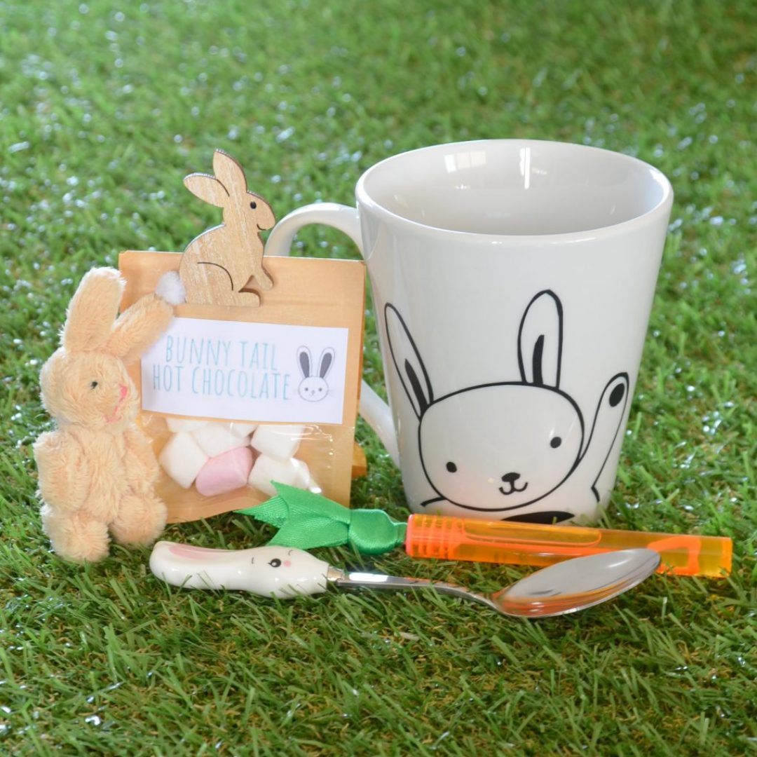 Easter Bunny Hot Chocolate Pack