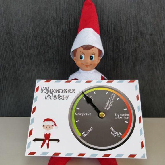 Christmas Elves - Niceness Meter