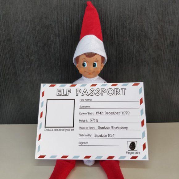 Christmas Elves - Passport